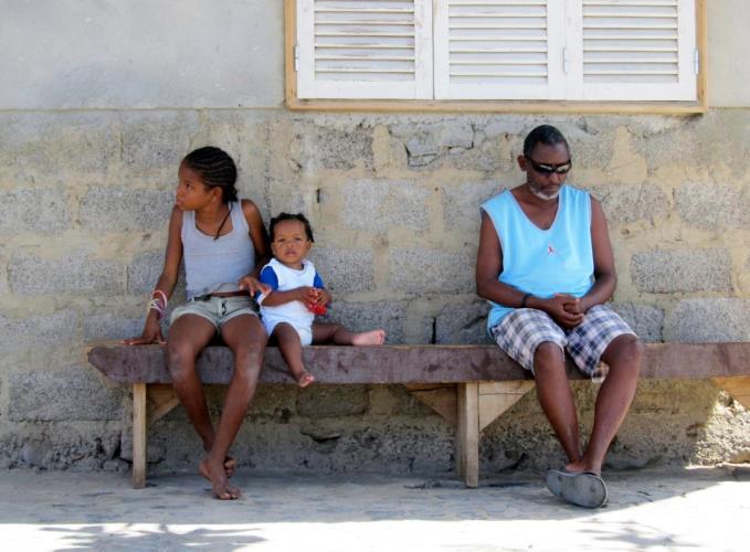 Kaapverdie Bohalista Mensen