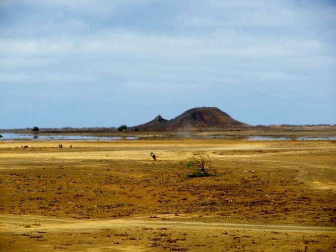 Kaapverdie Bohalista Natuur