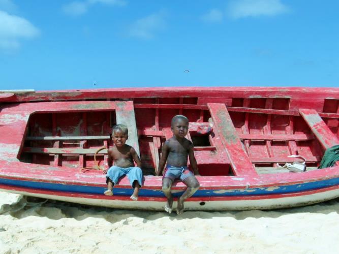 Kaapverdie Bohalista Strand1