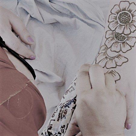 Henna zetten Bohalista Nena